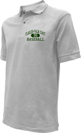 Flagler-palm Coast High School Embroidered Polo Shirts