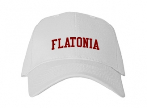Flatonia High School Kid Embroidered Baseball Caps