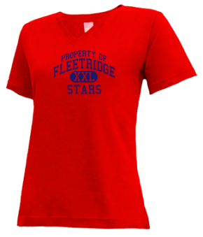 Fleetridge Elementary School V-neck Shirts