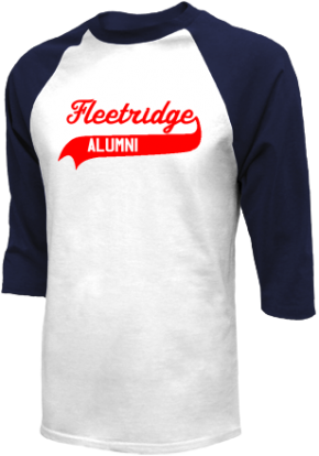 Fleetridge Elementary School Raglan Shirts