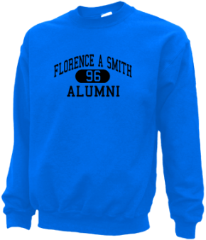 Florence A Smith Elementary School 2 Sweatshirts