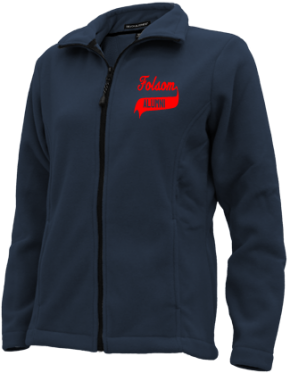 Folsom Elementary School Embroidered Fleece Jackets
