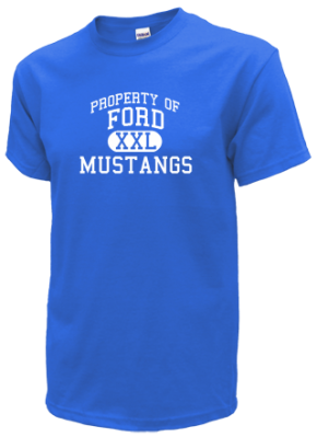 Ford Middle School Kid T-Shirts