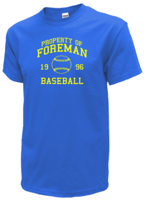Foreman High School T-Shirts