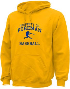 Foreman High School Hoodies