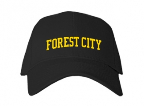 Forest City High School Kid Embroidered Baseball Caps