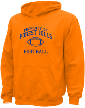 Forest Hills Elementary School Kid Hooded Sweatshirts