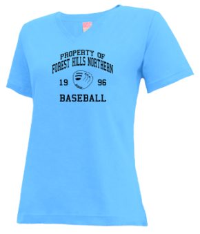 Forest Hills Northern High School V-neck Shirts