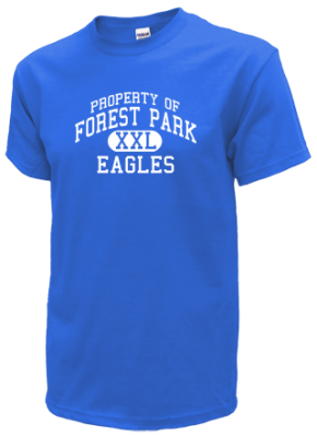 Forest Park Elementary School Kid T-Shirts