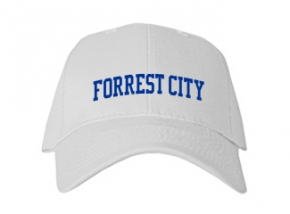 Forrest City Junior High School Kid Embroidered Baseball Caps