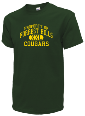 Forrest Hills Elementary School T-Shirts