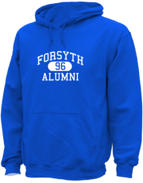 Forsyth High School Hoodies