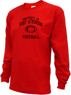 Fort Atkinson High School Kid Long Sleeve Shirts