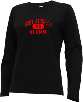 Fort Atkinson High School Long Sleeve Shirts