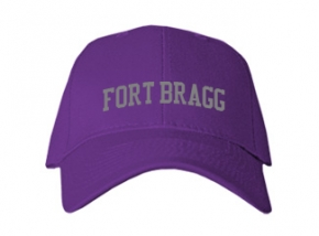 Fort Bragg High School Kid Embroidered Baseball Caps
