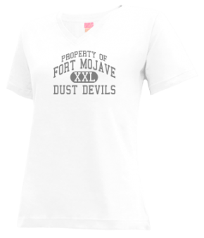 Fort Mojave Elementary School V-neck Shirts