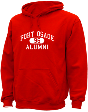Fort Osage High School Hoodies