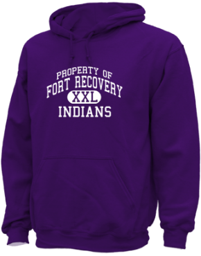 Fort Recovery Elementary Middle School Hoodies