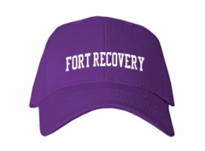 Fort Recovery Elementary Middle School Kid Embroidered Baseball Caps