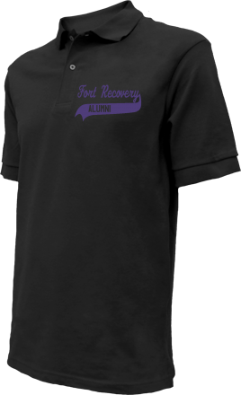 Fort Recovery Elementary Middle School Embroidered Polo Shirts