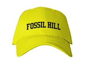 Fossil Hill Middle School Kid Embroidered Baseball Caps