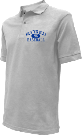 Fountain Hills High School Embroidered Polo Shirts