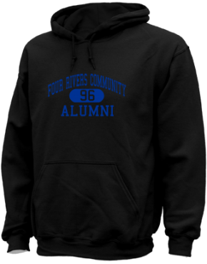 Four Rivers Community School Hoodies