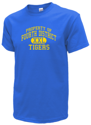 Fourth District Elementary School T-Shirts