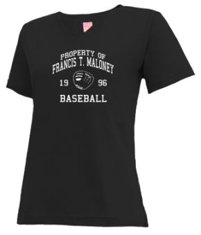 Francis T. Maloney High School V-neck Shirts