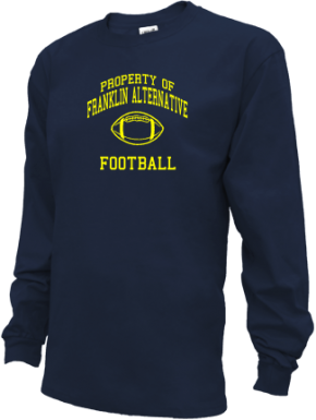 Franklin Alternative Middle School Kid Long Sleeve Shirts