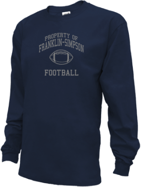 Franklin-simpson Middle School Kid Long Sleeve Shirts