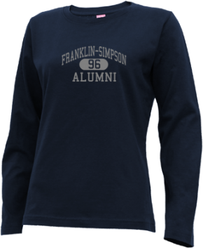 Franklin-simpson Middle School Long Sleeve Shirts
