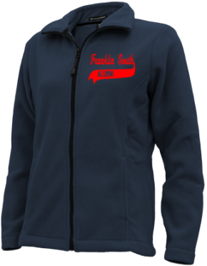 Franklin South Elementary School Embroidered Fleece Jackets