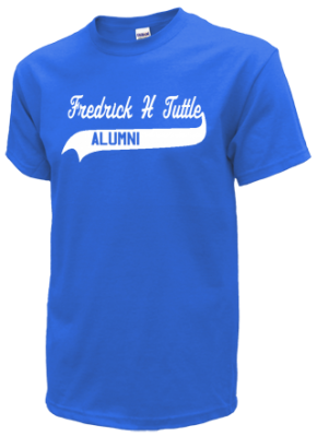 Fredrick H Tuttle Middle School T-Shirts