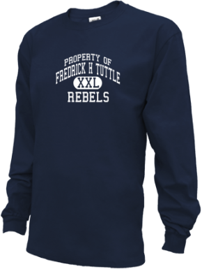 Fredrick H Tuttle Middle School Kid Long Sleeve Shirts