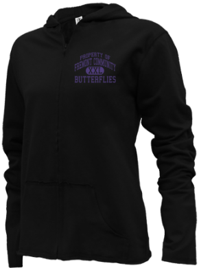 Fremont Community School Girls Zipper Hoodies