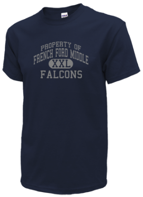 French Ford Middle School Kid T-Shirts