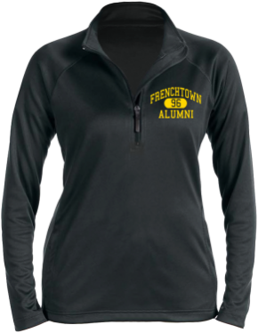 Frenchtown Elementary School Stretch Tech-Shell Compass Quarter Zip