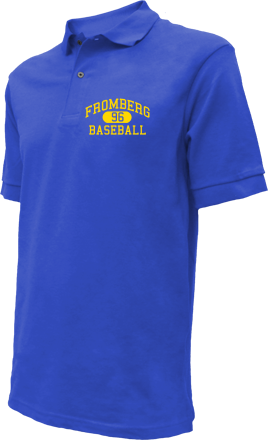 Fromberg High School Embroidered Polo Shirts