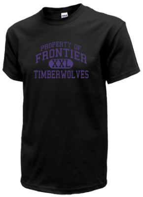 Frontier Middle School Kid T-Shirts