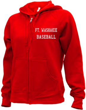 Ft. Washakie High School Zip-up Hoodies