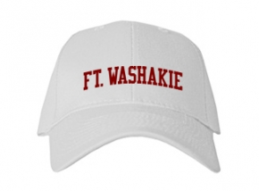 Ft. Washakie High School Kid Embroidered Baseball Caps