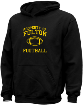 Fulton Elementary School Kid Hooded Sweatshirts