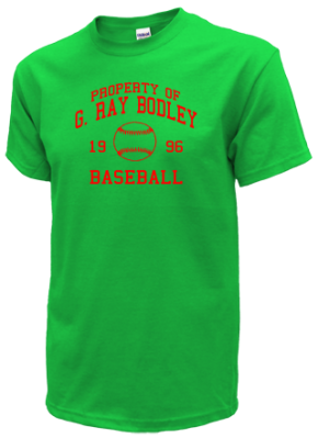 G. Ray Bodley High School T-Shirts