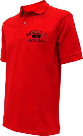 Gainesville High School Embroidered Polo Shirts