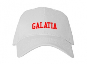 Galatia High School Kid Embroidered Baseball Caps