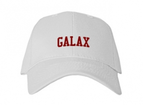 Galax High School Kid Embroidered Baseball Caps