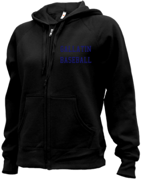 Gallatin High School Zip-up Hoodies
