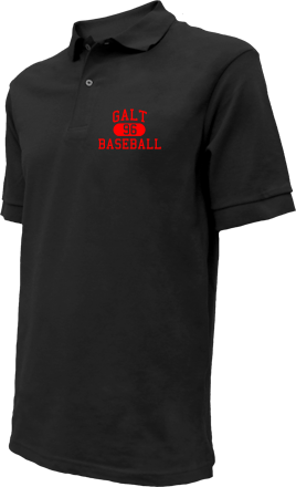 Galt High School Embroidered Polo Shirts