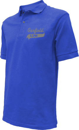 Garfield Elementary School Embroidered Polo Shirts